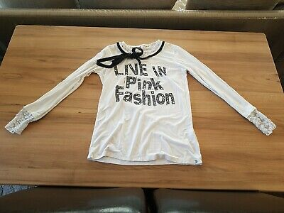 Girls Miss Grant Long Sleeved Top In Age 11