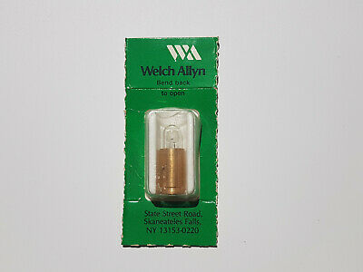 1x Welch Allyn 01200 U 4.65 V Replacement Bulb Halogen Lamp for Ophthalmoscope