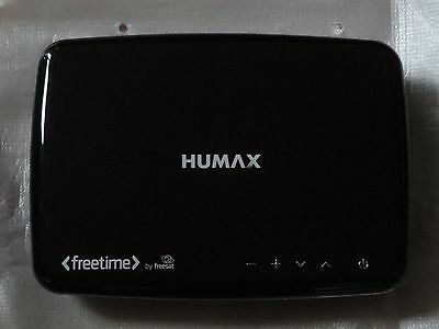 Humax HDR-1100S 2TB Freesat Freetime HD TV Recorder - Built In Wi-Fi PVR HDMI