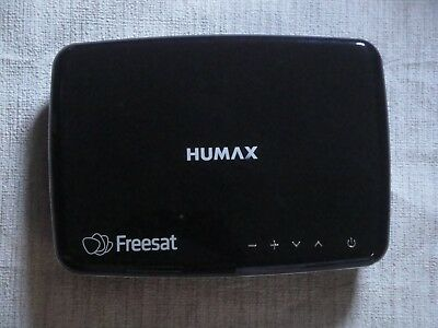 Humax HDR-1100S 500GB Black  Freesat Freetime HD TV Recorder with Wi-Fi built in