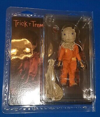 """TrickRTreat 6"""" Scale Clothed Action Figure Sam NECA Samhain"""