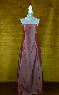 NEW Berkatex Sample Bridesmaid Dress Size 20 in Rose