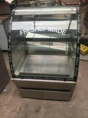 Free Standing Refrigerated Display Cabinet