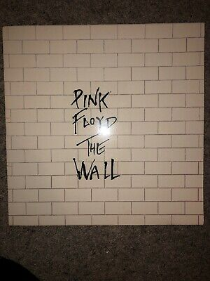 Pink Floyd, The Wall Double Vinyl Lp Ex Condition