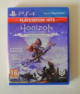 [New/Sealed] Horizon Zero Dawn Complete Edition PS4 SAME DAY Dispatch [By 3pm]