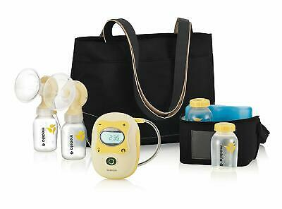 Medela Freestyle Deluxe Double Breastpump Set - Free Shipping!