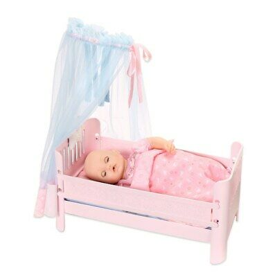 Baby Annabell Sweet Dreams Bed with Musical Mobile that Plays Twinkle, Twinkle