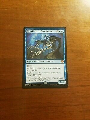 MTG Magic the Gathering Jin-Gitaxias Core Augur New Phyrexia x1