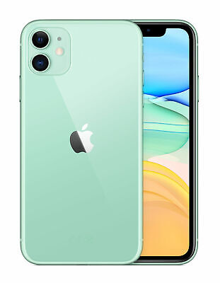 Apple iPhone 11 - 64GB - Green  (Boost Mobile)  A2111 - Brand New Sealed