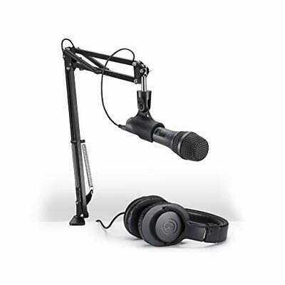 Audio-Technica AT2005USBPK Vocal Microphone AT2005USB Streaming/Podcasting Pack