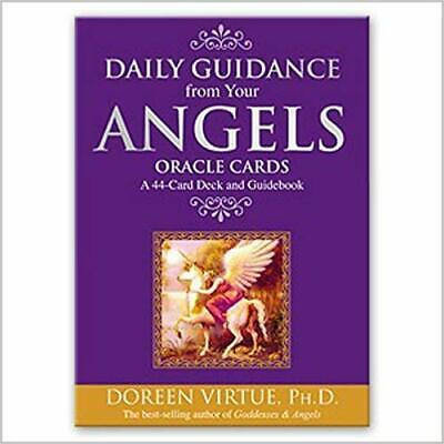 Author Doreen Virtue Daily Guidance Oracle Card With Japanese Version