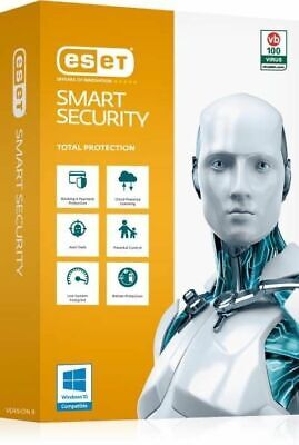 ESET Smart Security 2020  2 YEAR! 02 PC Cheapest at the market