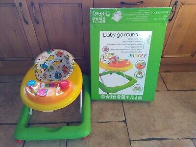 Jungle Baby Go Round Redkite Great Condition comes with box
