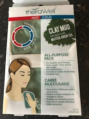 Therawell Hot/Cold Therapeutic Clay Mud Pack