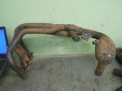 honda cbr 600rr  exhaust  front pipes  (2012)