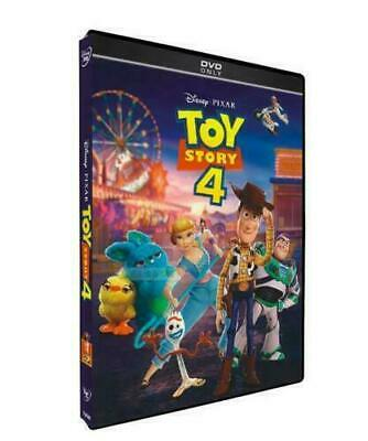 TOY STORY 4 (DVD, 2019) BRAND NEW AND FACTORY SEALED - SHIPS 10/8qq