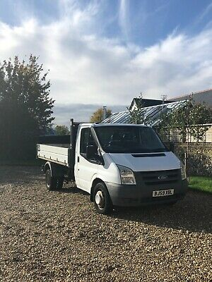 ford transit tipper 2009 *1 years MOT*