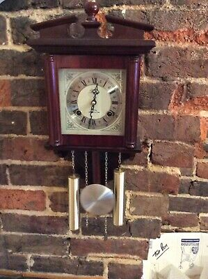 Vintage Wall Clock 31 Day