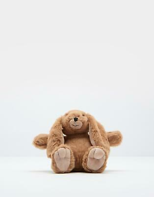Joules Baby Rabbit Cuddly Toy in BROWN in One Size