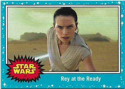 2019 Topps Star Wars Journey to Rise of Skywalker Mini Master Set of 169 Cards