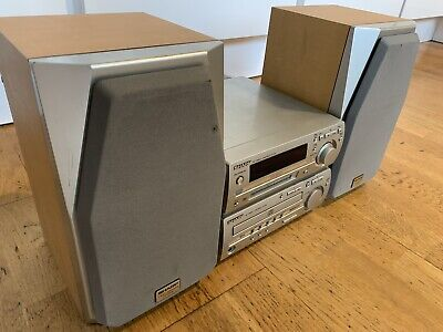 Sharp Md Mx20 Minidisc Player Micro Hifi System Receiver