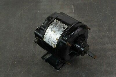 Emerson Electric Motor 2910 S60AAW-3356 1/4 HP 1725 Rpm 1-PH 115 Volt 48 Frame