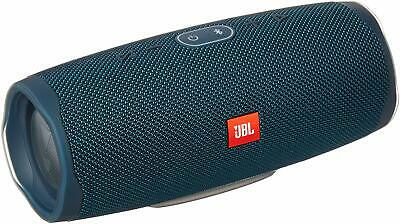JBL Charge 4 Portable Bluetooth Speaker - Blue-  Brand New
