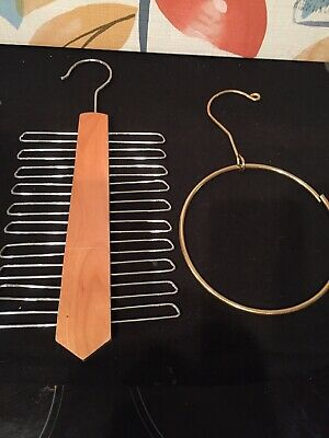 Tie And Belt/scarf Holders