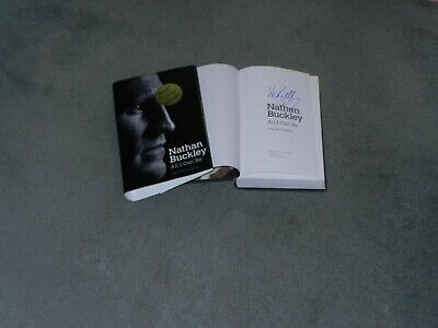 Collingwood Nathan Buckley Signed Book