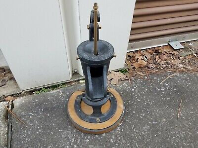 The Butler N8 Cast Iron Pump Hand Well Water Pump The Butler Co Kendalville IN