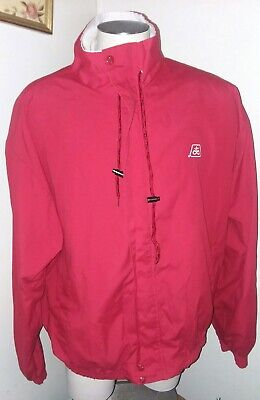 King Louie Pro Fit Pioneer Seeds Men's Red Jacket Size 3XL Made In USA