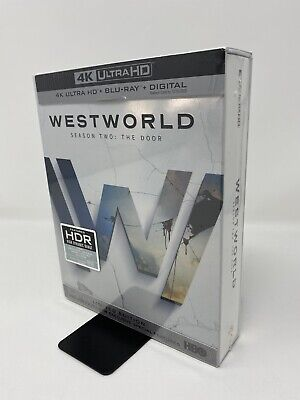 Westworld: The Complete Second Season (4K Ultra HD + Blu-ray + Digital)