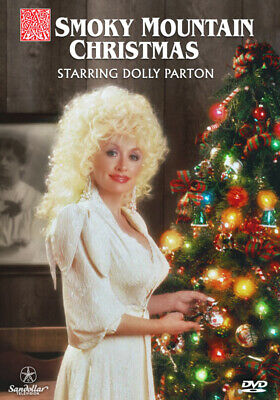 Dvd New Sealed Smoky Mountain Christmas Dolly Parton Tv Movie Special Tennessee
