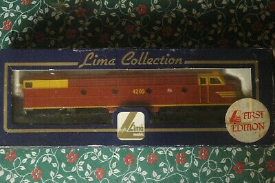 Lima Collection 42 class HO Model Locomotive First Edition