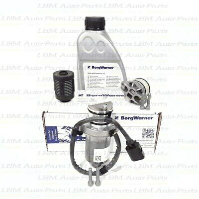 Pumpe Filter Öl Set Haldex hinten Differential für VW Generation 4 PN KHXVW4POF