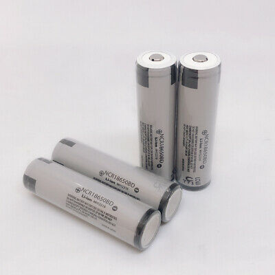 Panasonic 18650 NCR18650BD 3.7V 3200mAh 10A discharge Protected Battery with PCB