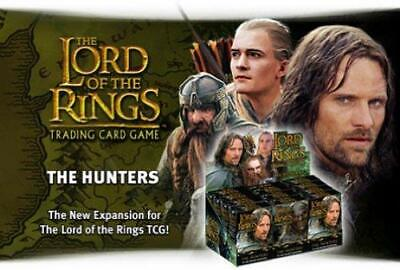 Common Uncommon Fixed Singles - The Hunters TH - Lord of the Rings LOTR TCG