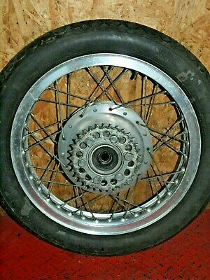 Hinterrad Felge rear wheel Yamaha XS 650 447