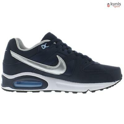 Scarpe Nike Air Max Command Leather Uomo Blu