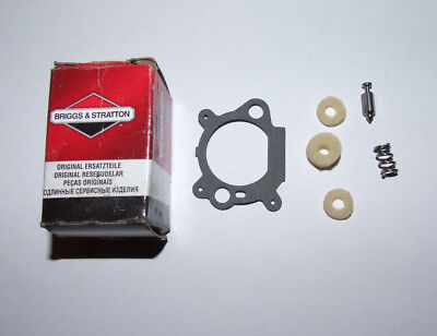 Genuine Briggs Stratton Carburetor Repair Kit Prepack 497937 8 00 Picclick Uk