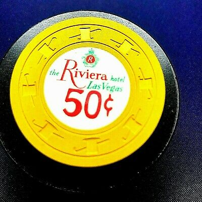 FRACTIONAL RIVIERA 50 CENTS UNC MINT R8 5th iss C&J 1960's-MY COMPETITORS PRICE
