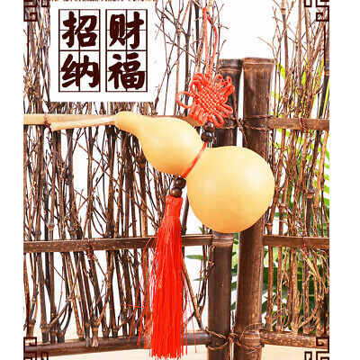 """Home craft Potable Natural Real Dried Bottle Gourd decor ornaments 5""""/6.5"""" tall"""