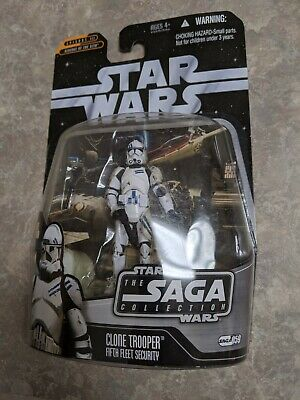 Star Wars Saga Collection Clone Trooper Fifth Fleet Security 059