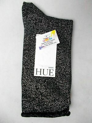 Hue Womens 0922 Shortie Roll Top Socks Blue One Size