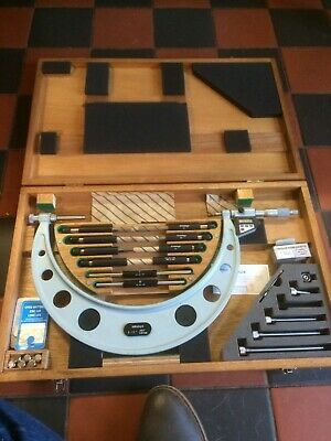 Micrometer 6 to 12 inch Mitutoyo digital, excellent condition