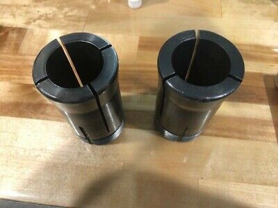 3J to 5C Collet Adapter Used