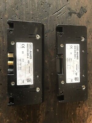 Audi A4 Cabriolet Aerial Amplifier 8H0035225J Both Left And Right