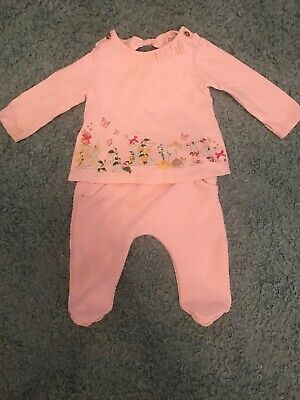 Ted Baker - Baby Girls Outfit - 6-9 Mths