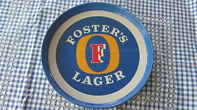 Vintage Retro FOSTERS LAGER  Drinks Tray,29.5 cms
