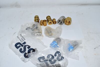 Lot of SSP & Others Couplings Fittings